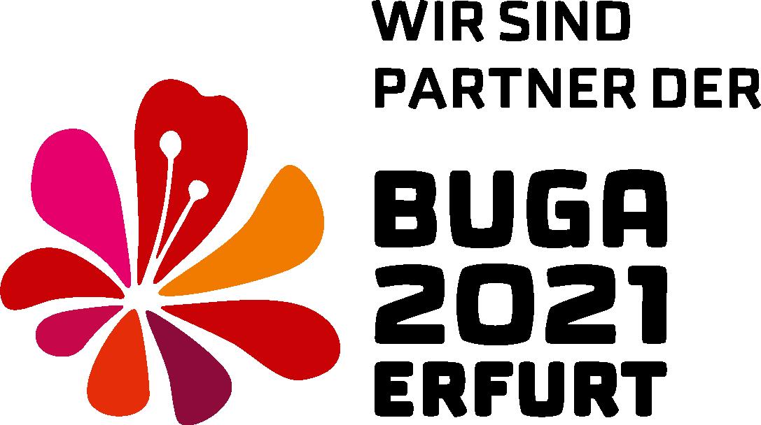 Wir sind Partner der BUGA 2021 Erfurt